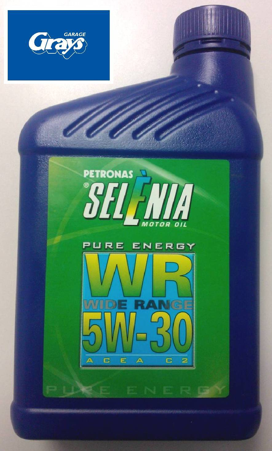 SELENIA WR 5W-30 ENGINE OIL