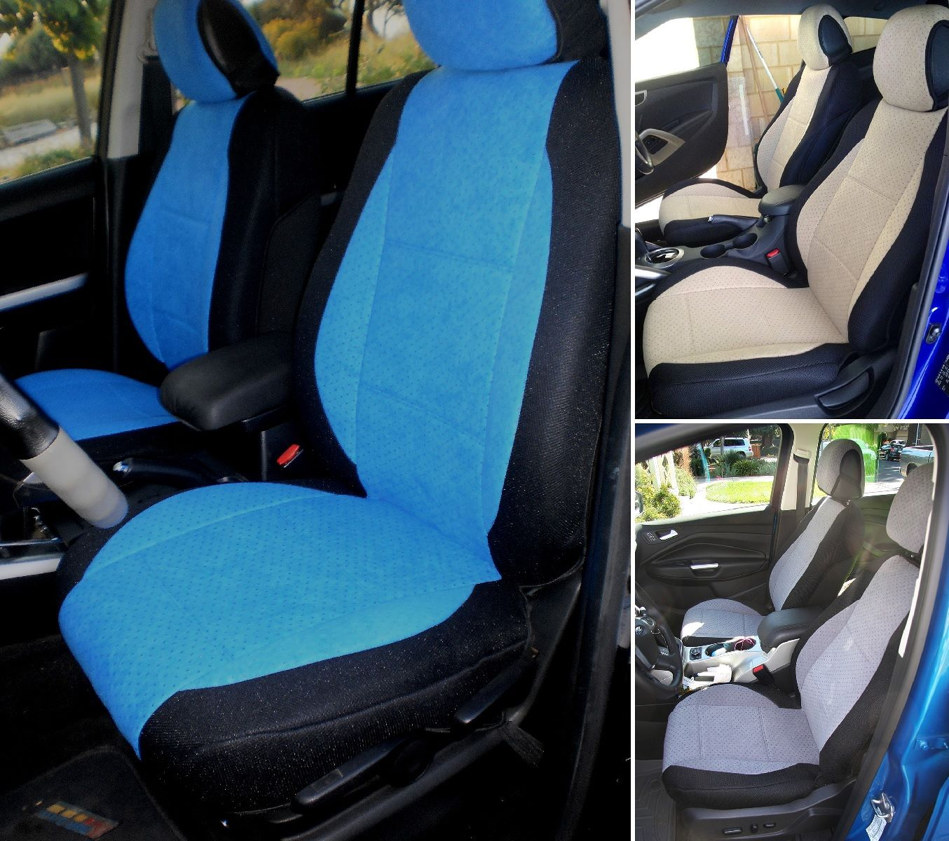 high quality custom car seat covers for honda jazz honda fit. Black Bedroom Furniture Sets. Home Design Ideas