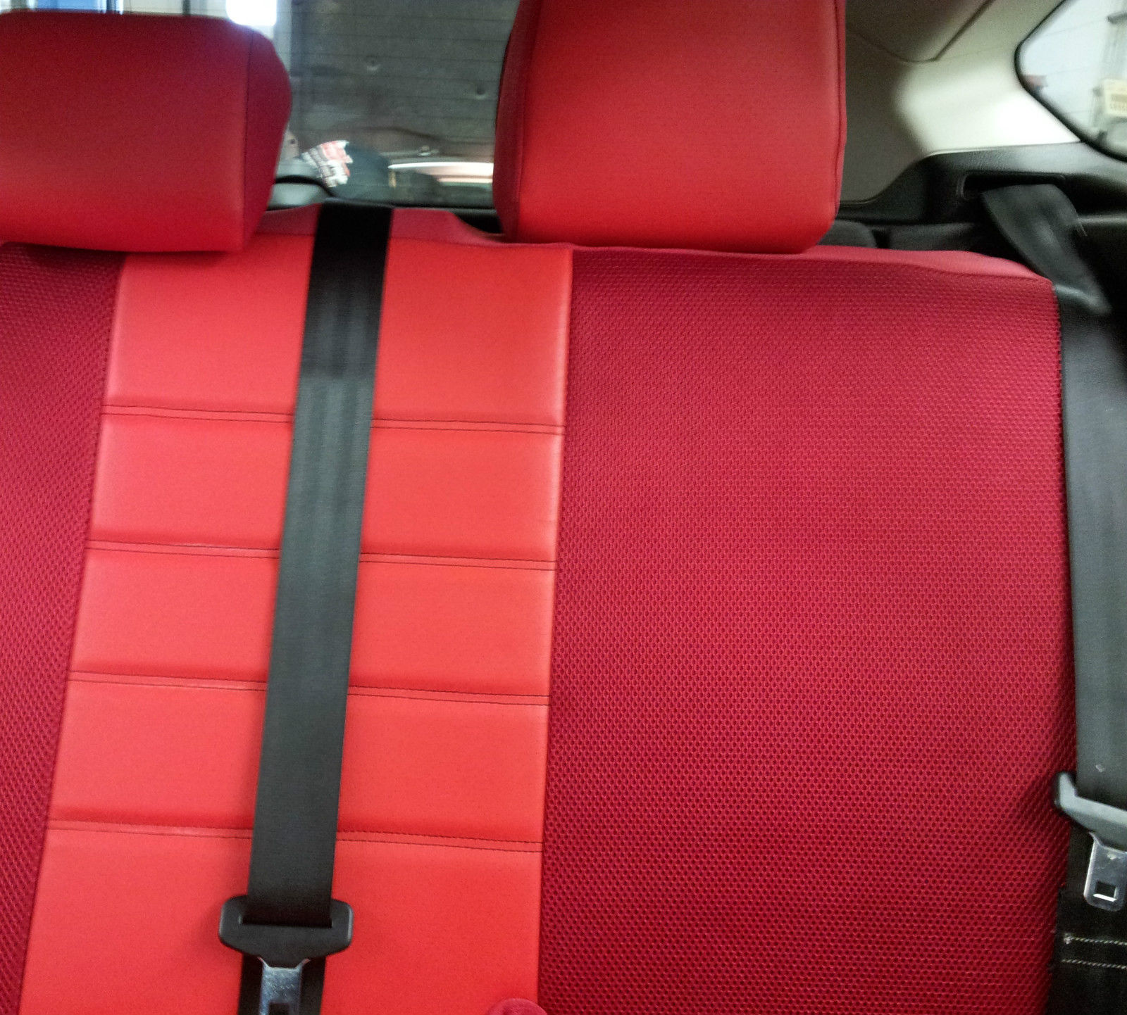 FRONT & REAR SEAT COVERS FOR VOLVO