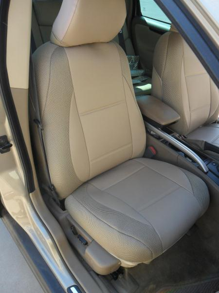 for VOLVO XC60 XC70 XC90 S40 V40 S60 S70 C70 V70 S80 850 940 960 TAN LEATHERETTE with SYNTHETIC