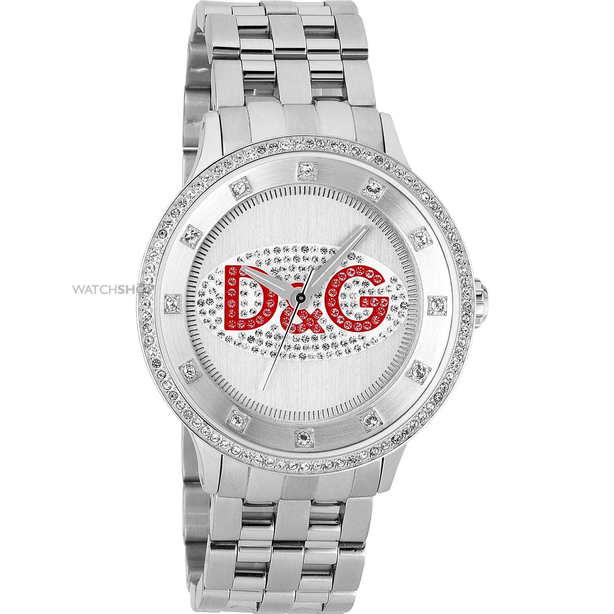 DW0144 - Prime Time Red Logo Unisex Watch
