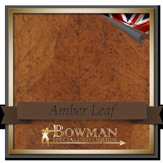 Rollin Tobacco Amber Leaf 10ml