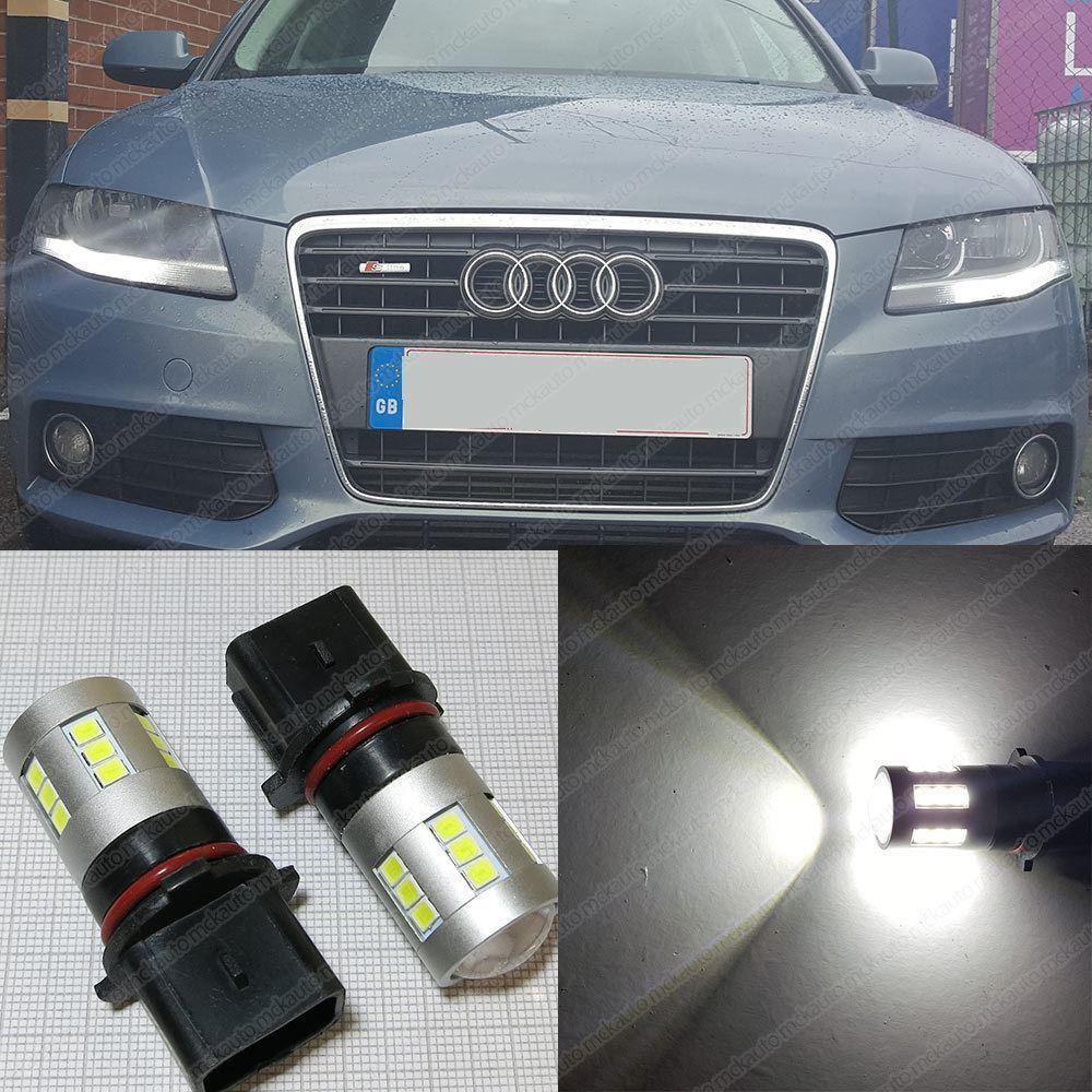 Vp13w Audi A4 B8 Se Yrs 08 On Daytimeparking Light Drl Canbus Error