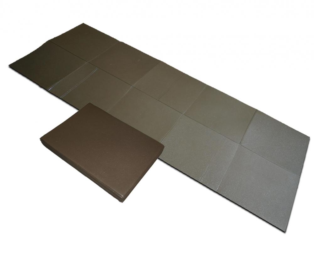 German Army Style Folding Sleep Mat New