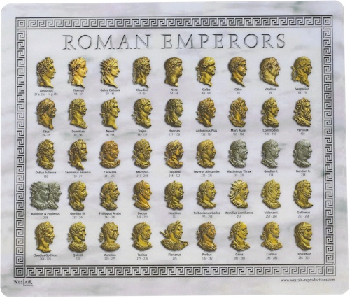 role of roman emperors in the Rome lesson plan 2: getting to know the emperors • what role did this person play in roman teach other students and audiences about the roman emperors of.