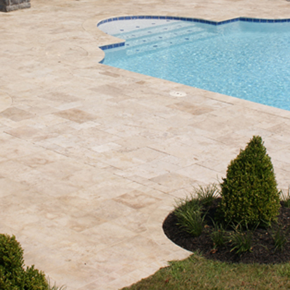 Travertine Cleaning And Sealing Combo Rough Or Matt