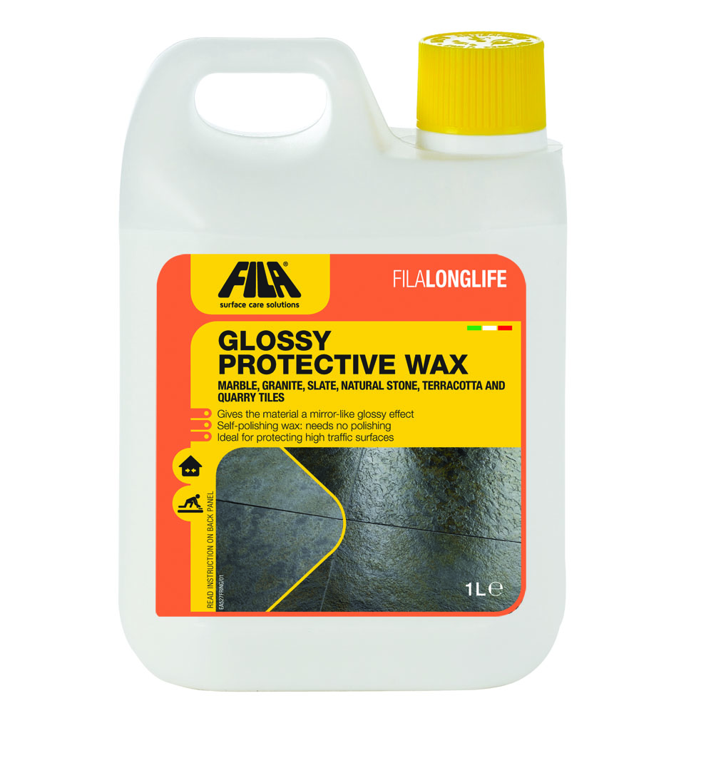 Filalonglife Glossy Protective Wax For Stone And