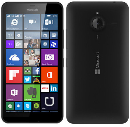 microsoft lumia 640xl dual sim 8gb windows smartphone 4g. Black Bedroom Furniture Sets. Home Design Ideas