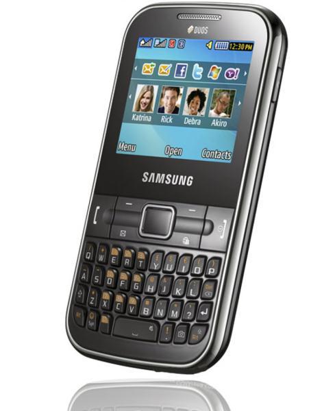 Samsung Duos Dual Sim