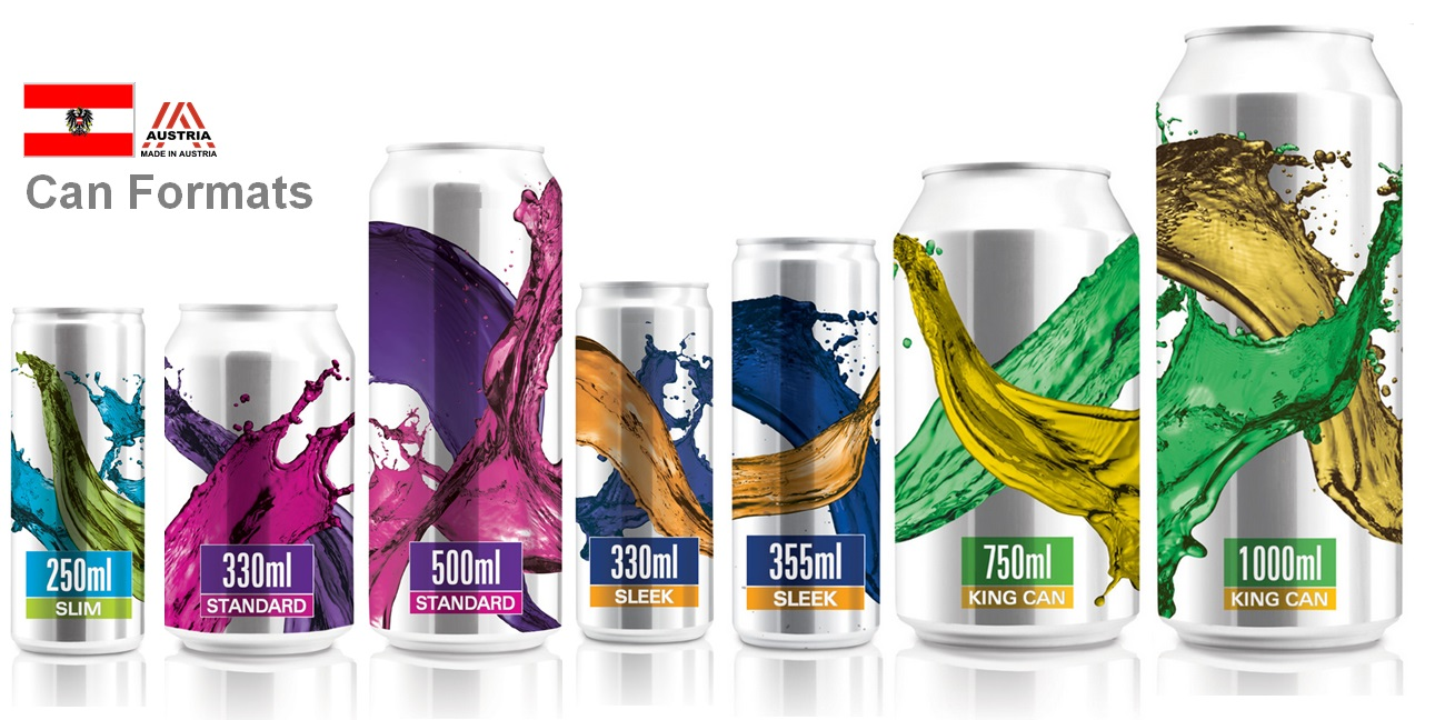 Soft Drink Can Dimensions Australia