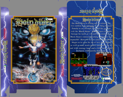 Holy Diver Manual Available