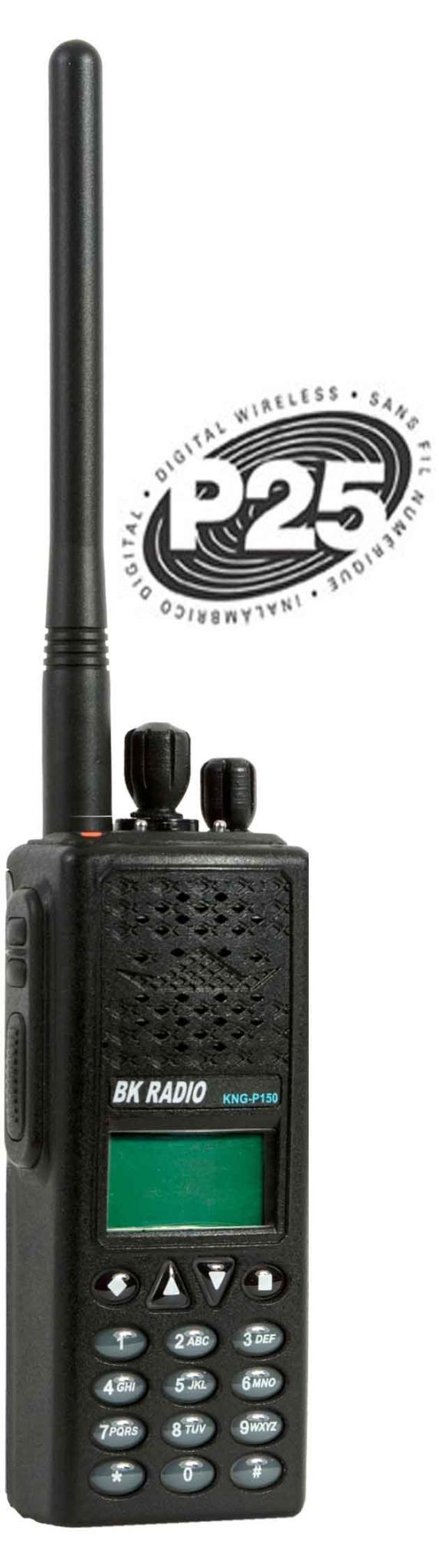 Bendix King GPH Command Portable Radio - Heartland Fire