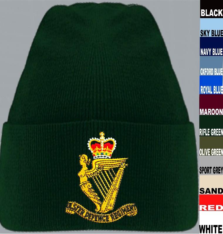 f19de22a414 UDR Beanie Hat title