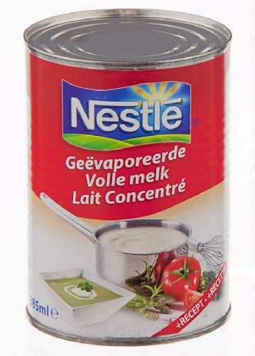 Nestle Ge 235 Vaporeerde Volle Melk 385 Ml