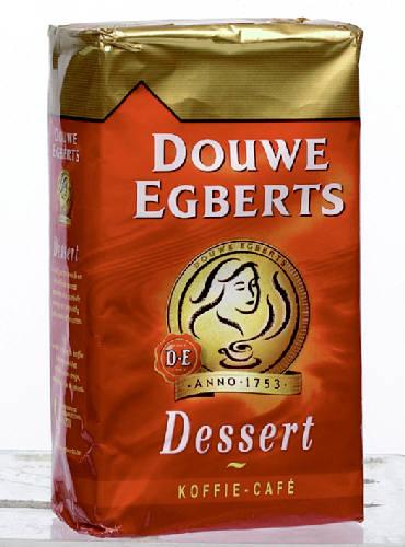 Douwe Egberts Koffie Coffee Dessert 250 Gr