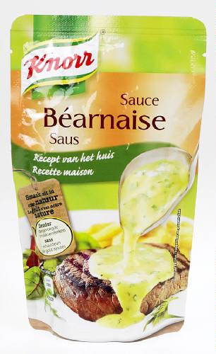 KNORR Bearnaisesaus, om op te warmen   200 ml  net