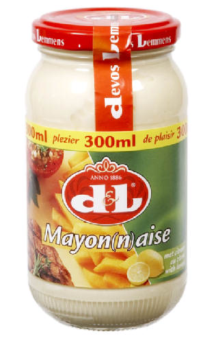Mayonnaise apa yg paling enak buat Salad??