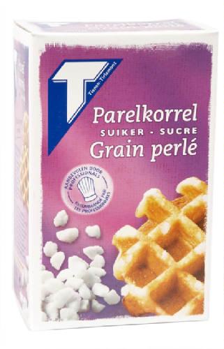 Pearl Sugar, parelsuiker, grain perlé Tienen - 500 gr.