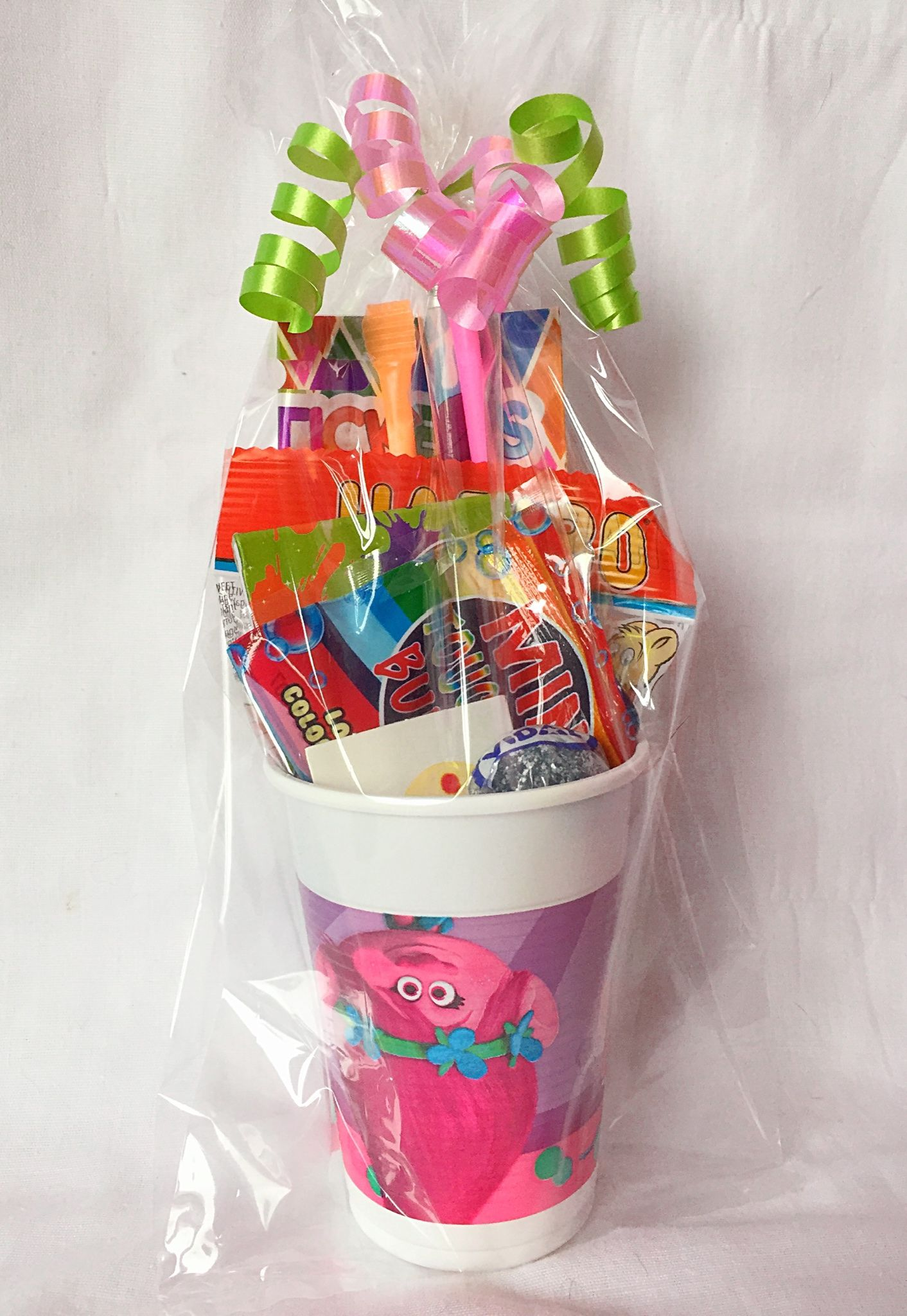 Trolls Ready Made Party Bags