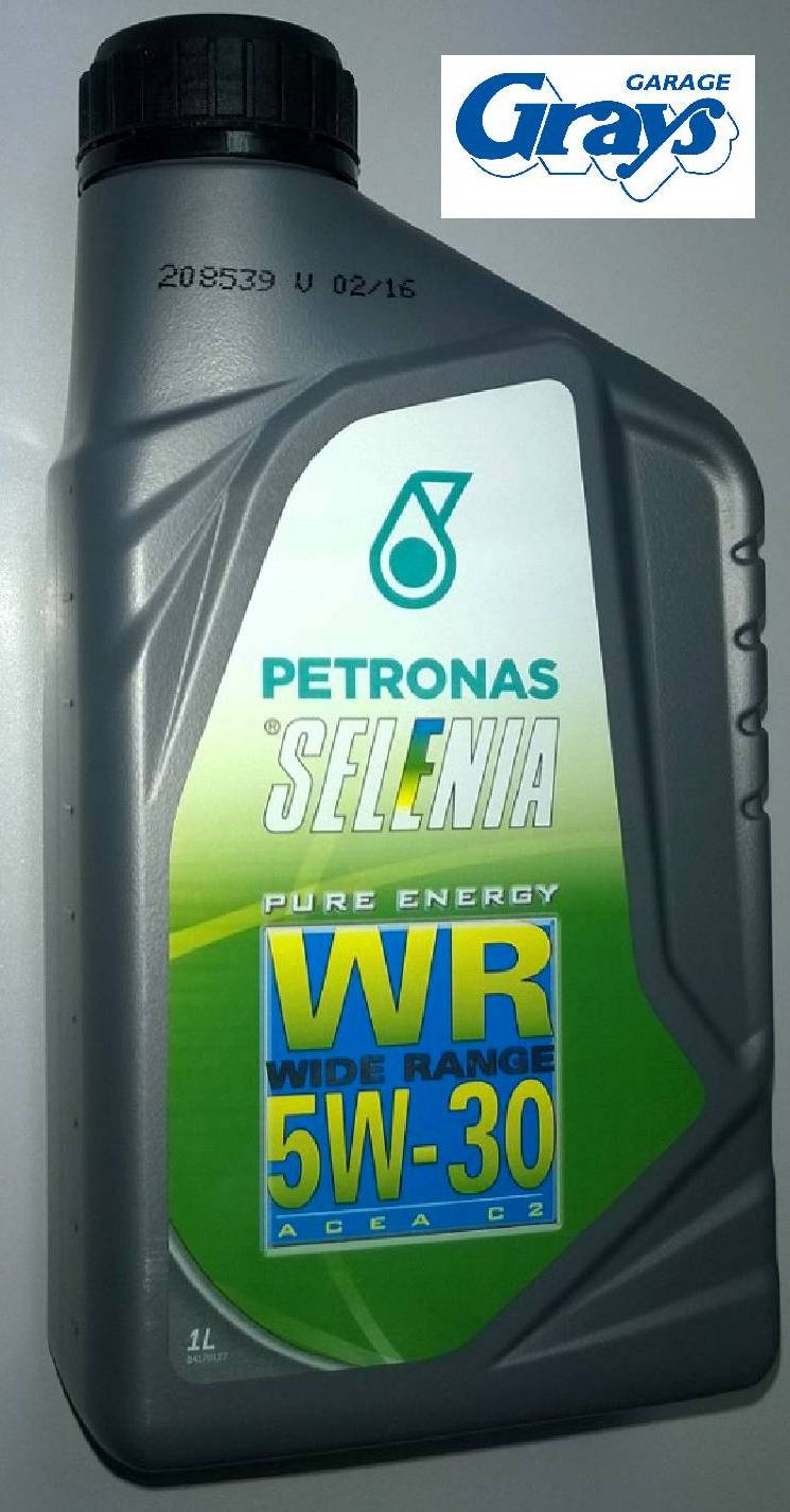 Selenia Wr 5w 30 Pure Energy Engine Oil Petronas Selenia
