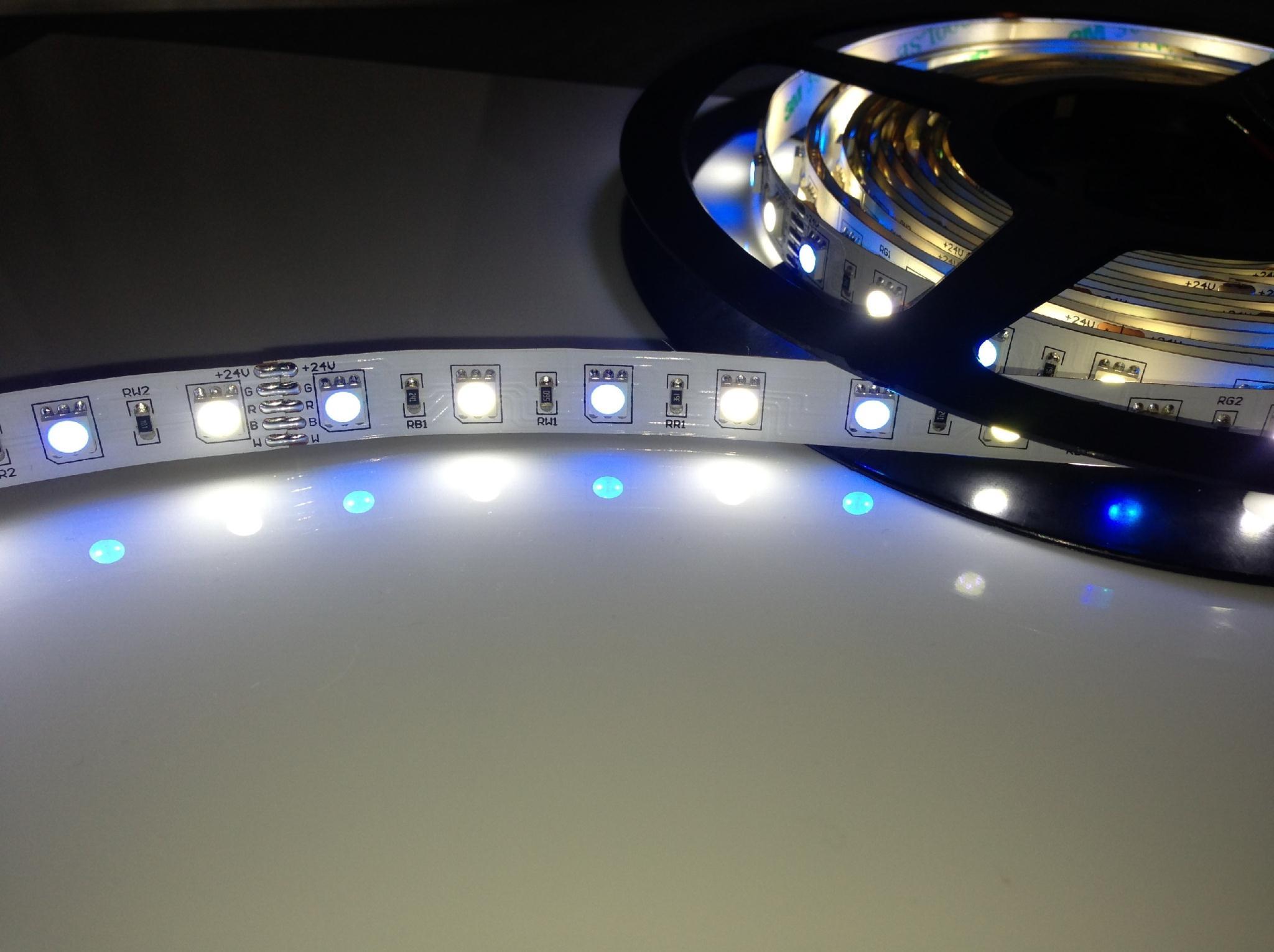 led rgb w flexible tape strip light. Black Bedroom Furniture Sets. Home Design Ideas