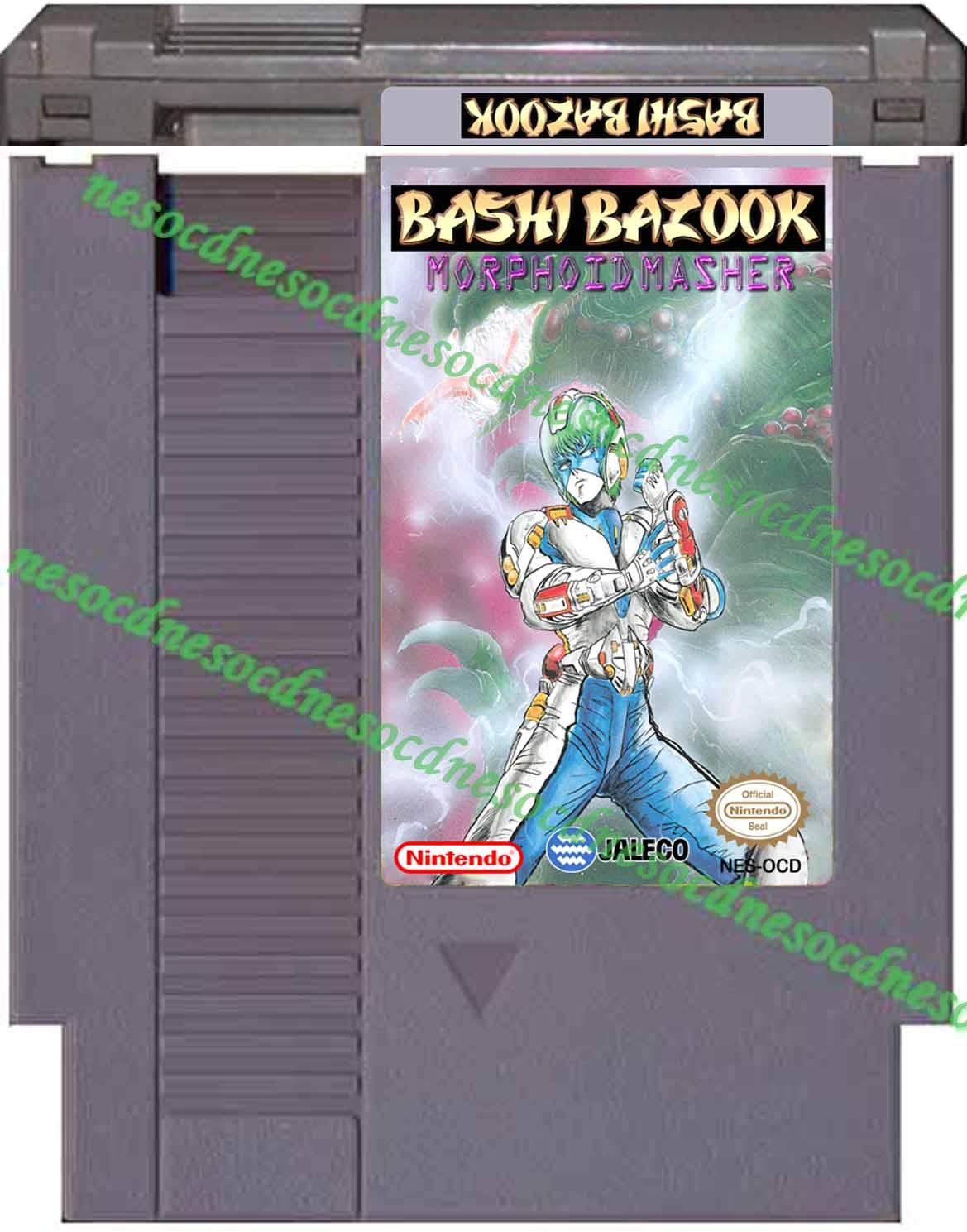 bashi bazook nes