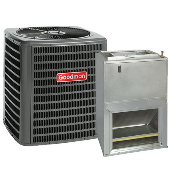15 ton 14 seer central air conditioner system goodman gsx14 awuf - Central Air Conditioner