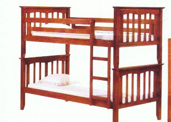 JAYDEN TIMBER BUNKS
