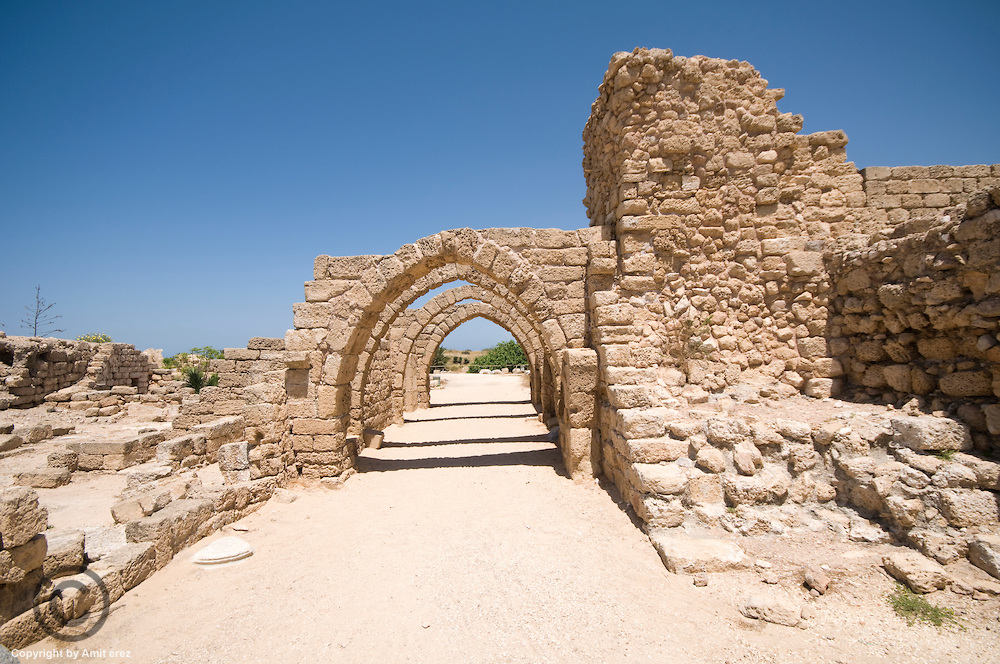 Caesarea Israel  city images : 1434026191931 ancient ruins at caesarea israel