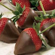 The Origin Of Chocolate Covered Strawberries