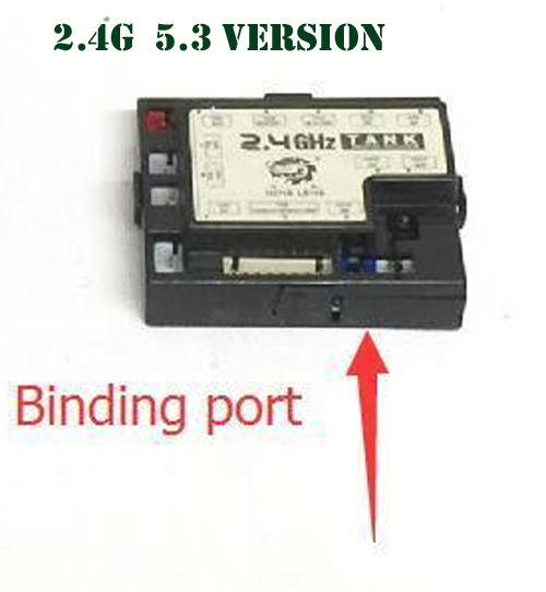 Heng Long T90 2 4g Rx18 Board Latest 5 3 Version With 2 Sound Effects