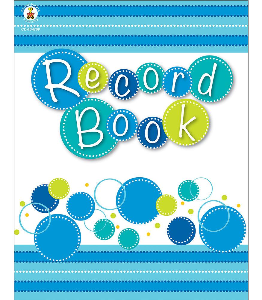 Bubbly Blues Record Book