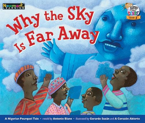 Jump into Genre: Why the Sky Is Far Away Volume 1 Gr 2