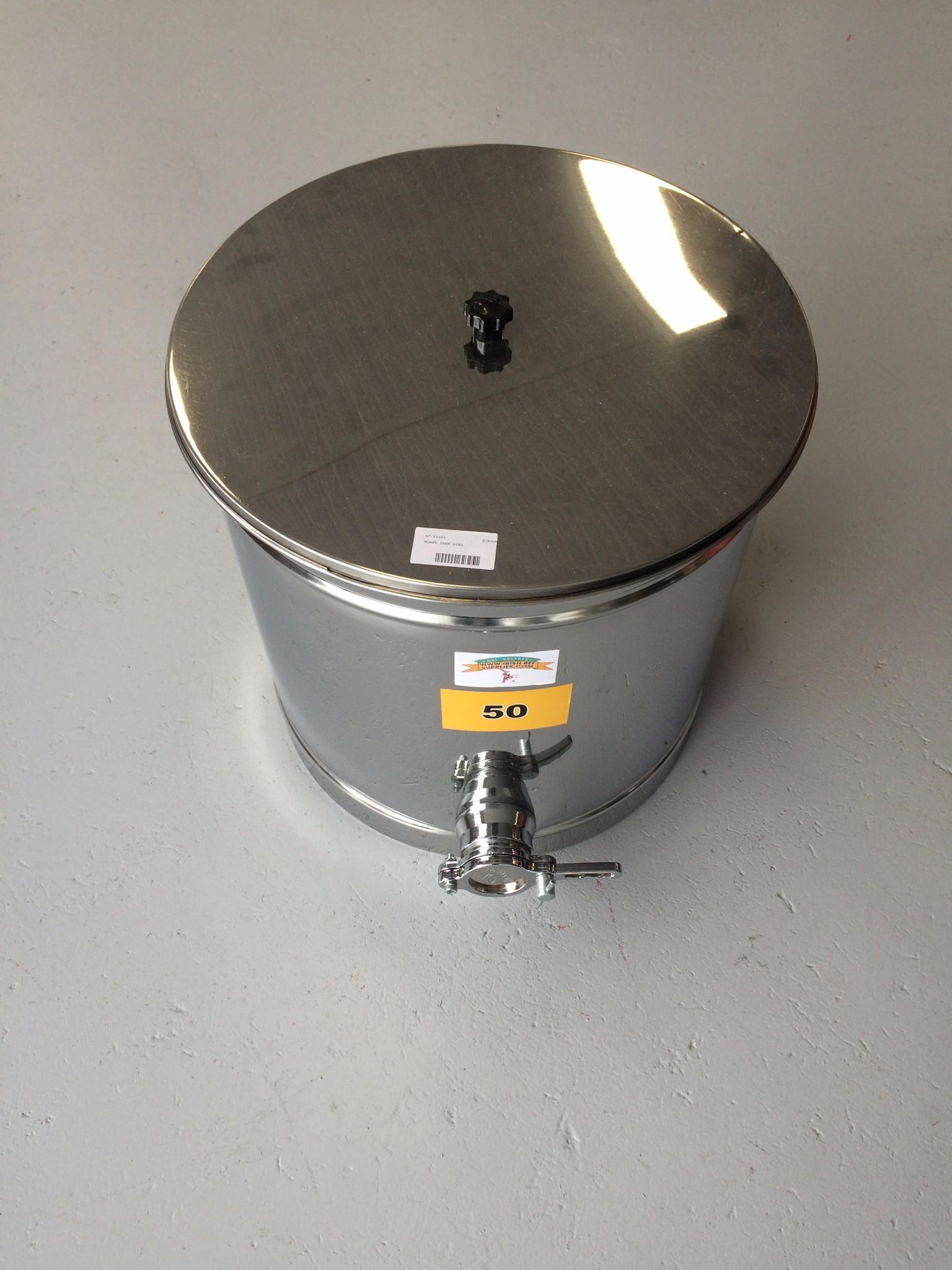 Honey Settling Tank 60kg
