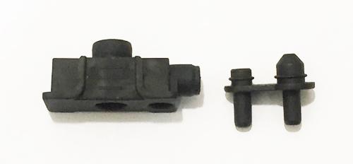 Berg J100 Pro Slow Juicer Review : Stile100 Milk / Coffee Dispenser valve