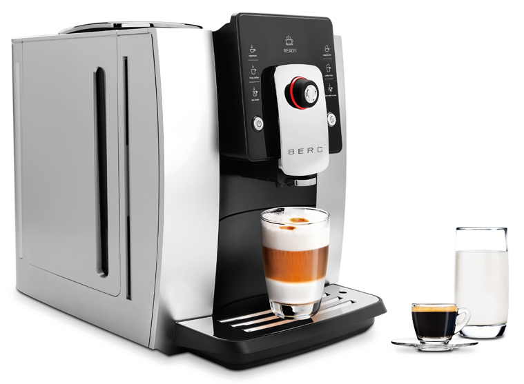 BERG Stile100 Automatic Bean-to-Cup Coffee Machine