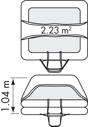 A ins And Hoyle Ltd Arches Hardtops Hard Dodgers 32448 further Our patented technology as well Rl900 besides Scanstrut 14 Power Tower Radar Mount also Southco 2 Inch Stainless Flush Pull Boat Hatch Latch. on marine radar arch