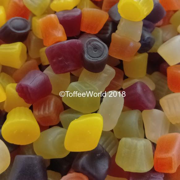 American version of midget gems sweets