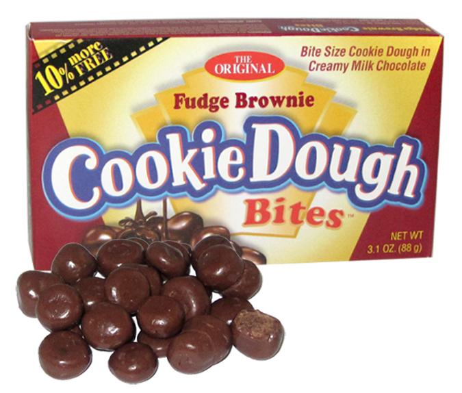 code cookie dough bites fudge brownie x 1 price £ 1 99