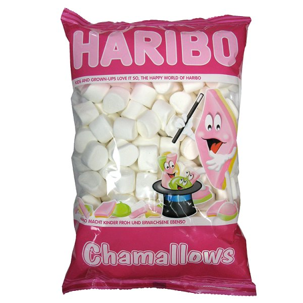 Code: Haribo Chamallows x 1 Sack