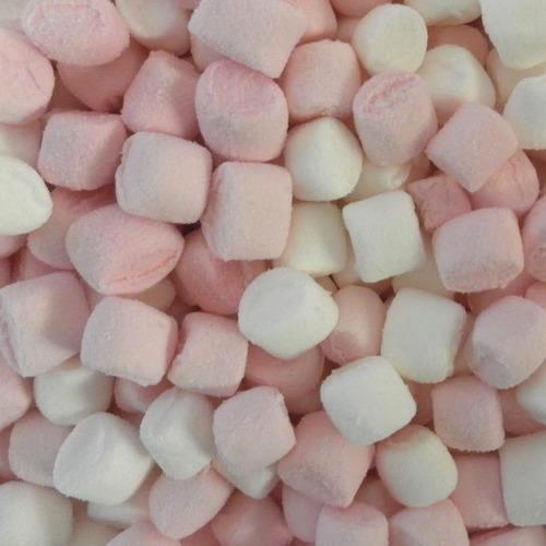Code: HARIBO Mini Chamallows pink n white x 113g weigh o
