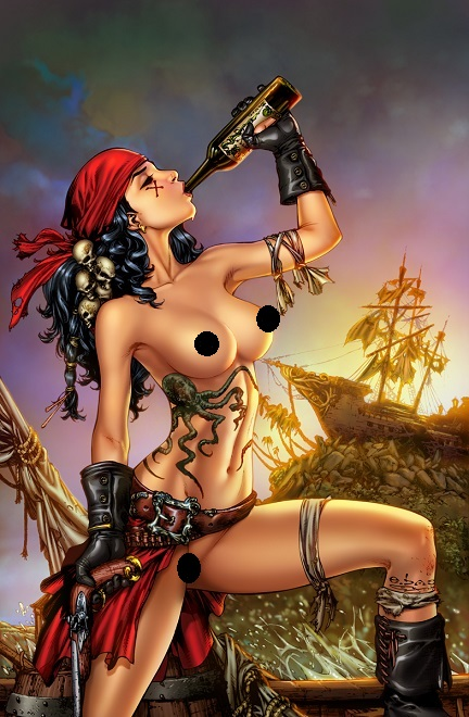 nude girls on girls twins pirates