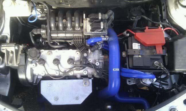 Fiat 1 4 1 2 16v Gsr Induction Kit