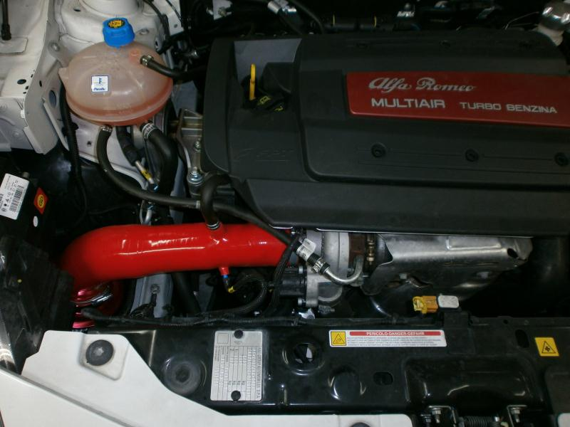 Alfa romeo brera exhaust system 13