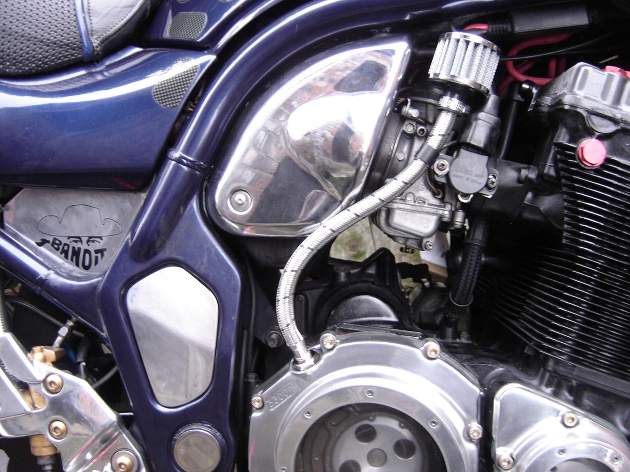 Suzuki Bandit Oil Filter