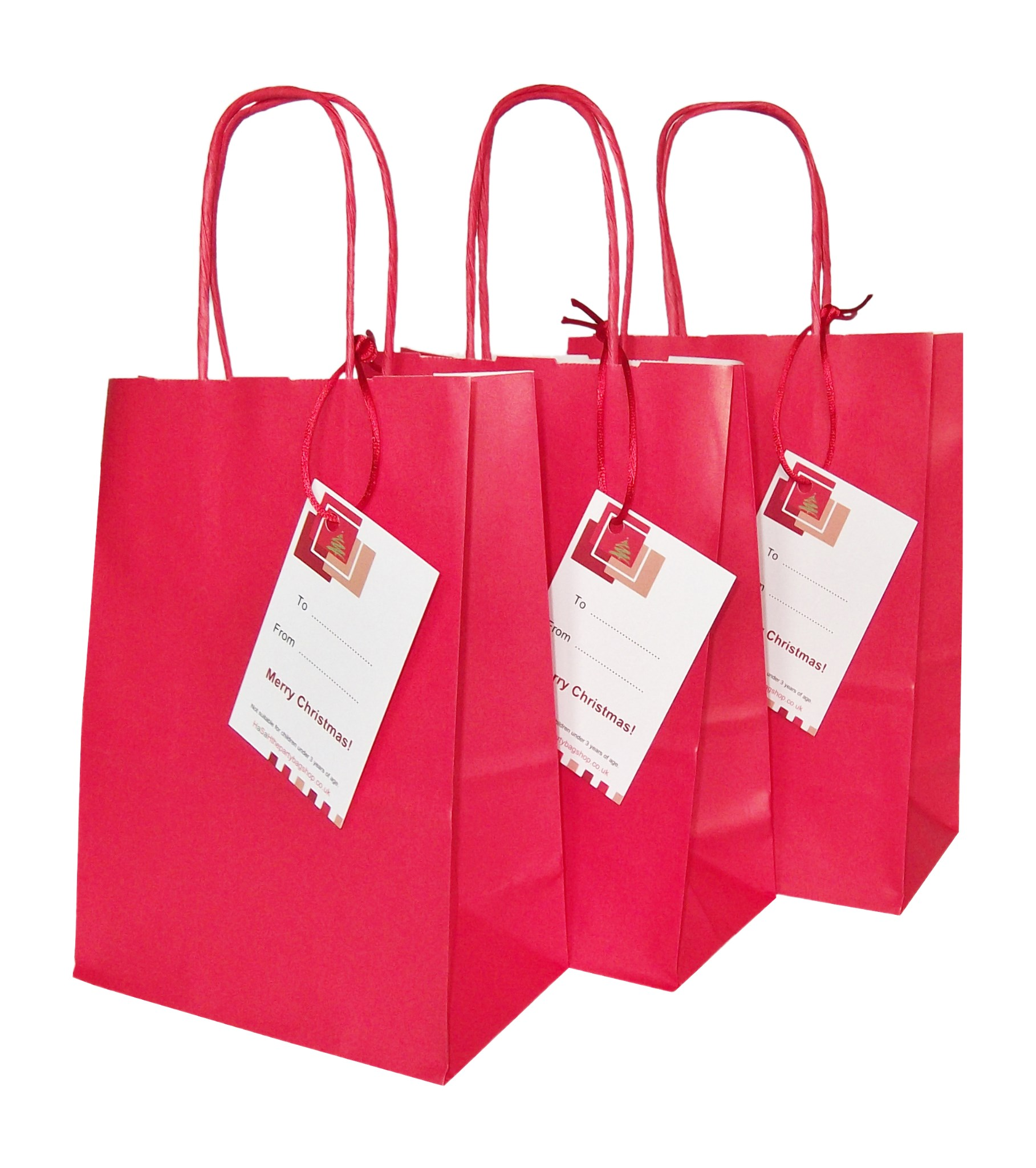 Luxury pre filled jute fabric party bags for girls