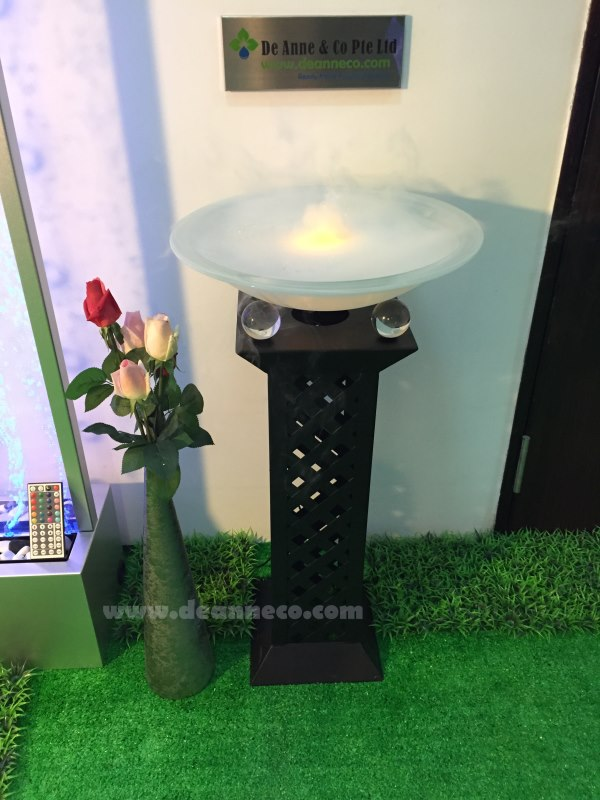 Mist Maker Fogger water fountains supply in Singapore