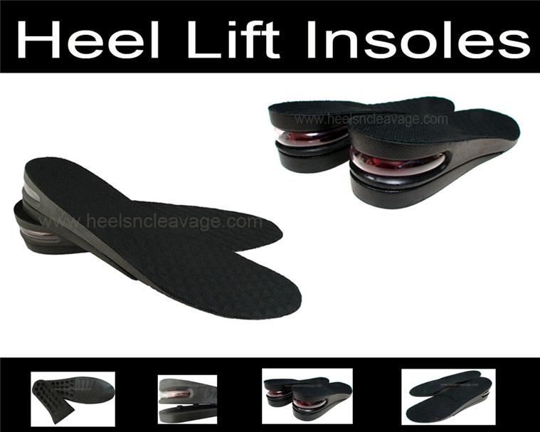 heel lift insoles for leg length discrepancy