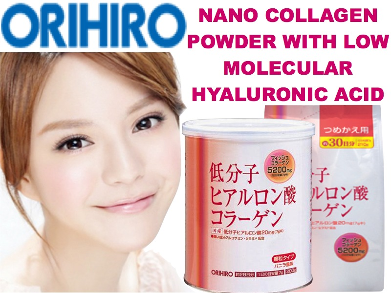taking collagen powder