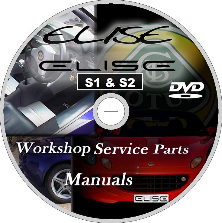 lotus elise s1 s2 workshop service manual on dvd rh open 1st4offers com Lotus Elise S3 lotus elise s1 workshop manual pdf